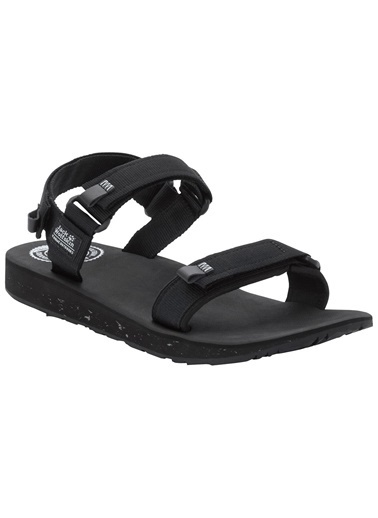 Jack Wolfskin Outfresh Sandal Erkek Sandalet - 4039441-6078 Siyah